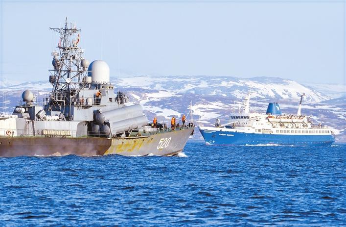 北极航道备战夏季通航