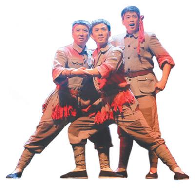 在戏曲舞台讲好革命故事(展时代画卷  谱奋斗华章) 张曼君