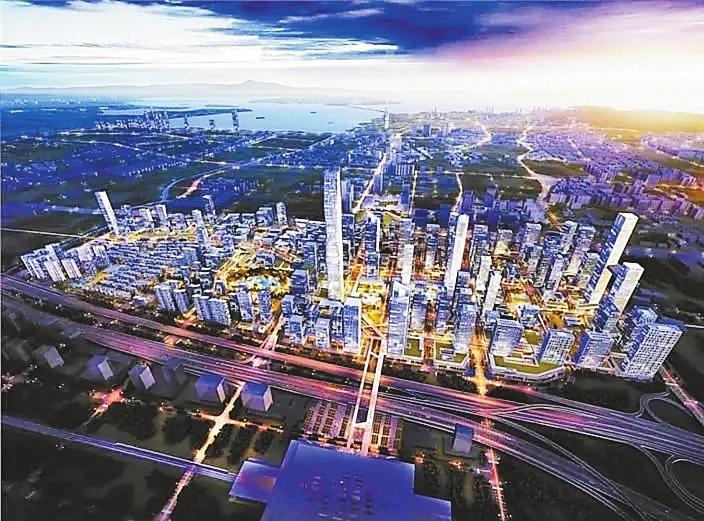 深圳将新建一联合总部大楼 5家联建企业公布